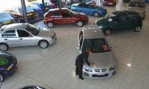 Средняя стоимость авто на рынке РФ уменьшилась на 19,2%