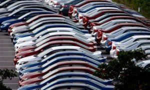 Правительство раздаст 1500 конфискованных авто
