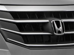 Хонда начинает открывать наружность новой модификации