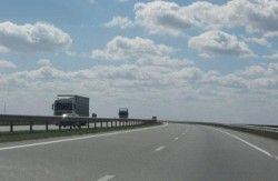 Юлия Тимошенко довольна монтажом дороги