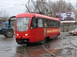 В Харькове будут трамваи регионального изготовления