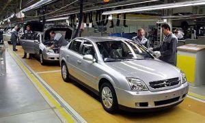 General Motors не желает транслировать РФ технические секреты Опель