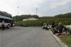 Подтверждены места, где автобусам оснастят площадки для отстоя