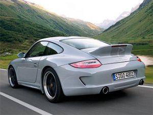 Порше привезет во Франкфурт ретро-версию спорт-кара 911