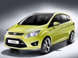 Организация Форд представит свежий компакт-вэн С-макс во Франкфурте