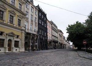 Львов стал первым на Украине мегаполисом с автотранспортной модификацией