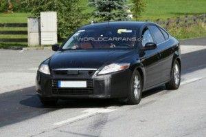 Замечен Форд Мондео 2010