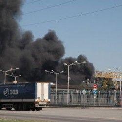 В Запорожье зажегся автомобилестроительный автозавод ЗАЗ
