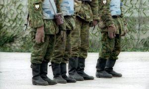 В Вологодской области автолюбитель въехал в пешую колонну солдат