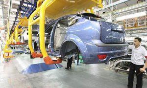 Форд восстанавливает работу сборочного потока на автозаводе во Всеволожске