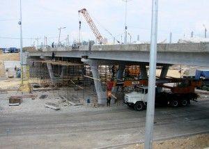 Автодороги на Украине строят с помощью кредитов