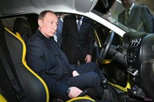 Путин подписал техрегламент по безопасности авто