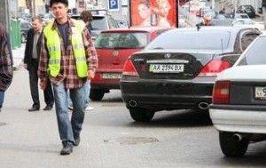 КГГА понизит тарифы на автомобильную парковку в особых участках