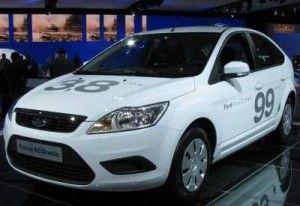 Форд продемонстрировал в Германии Фокус ECOnetic и Фокус BEV