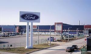 Сегодня отечественный автозавод Форд переходит на работу в 2 замены