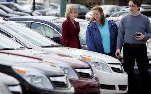 Украина – лидер по падению автомобильного рынка