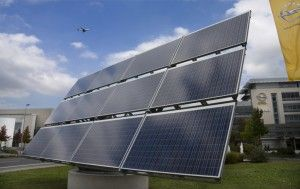 Опель возведет в Германии солнечные подстанции
