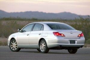 Свежие компоненты о Тойота Avalon 2010