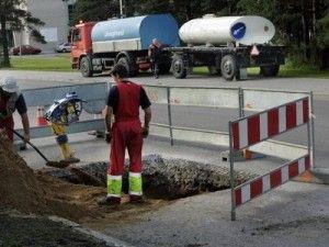 Харьков растратил на монтаж дорог 100 млрд. гривен.