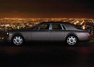 Rolls Royce решает сделать Фантом электрокаром