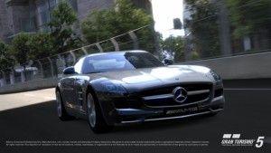 ДжиТи 5 СЛС AMG – видео и снимки экрана