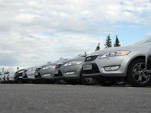 В РФ начали падать в цене иностранные автомашины