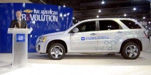 General Motors обнародовал компоненты 2-го поколения системы Hydrogen Fuel Cell