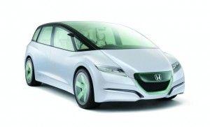 Хонда привезет в Токио концепт Skydeck