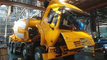 «КамАЗ» восстановит работу после еженедельной приостановки