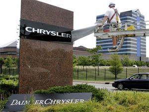 Даймлер помешает автоконцерну Крайслер организовать выпуск свежих модификаций