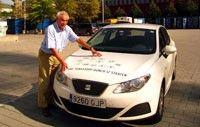 Сеат Ибица Ecomotive - расход 2,34л/100 км