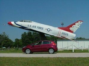 Свежий Форд Фиеста покажется на автомобильном салоне в Лос-Анджелесе