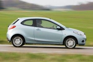 Началось производство Mazda2