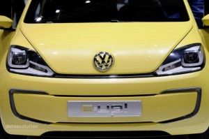 Volkswagen Up! Отложен до 2011 года