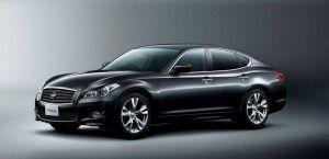 В Токио Nissan покажет новый Fuga