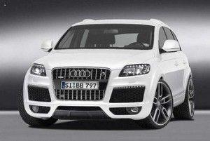 Благодаря фирме B&B Audi Q7 V12 стала еще мощнее