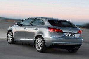 Audi A3, сделано в Китае