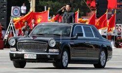 В Китае дебютировал президентский лимузин FAW Hong Qi HQE