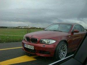 Купе BMW 1-ой Серии