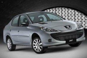 Peugeot 207 переезжает в Малайзию