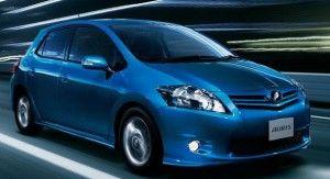 Обновленная Toyota Auris поступила на рынок Японии