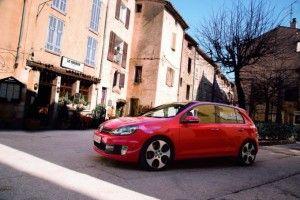 Китайский вариант VW Golf GTI появится в 2010 году
