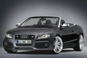 B&B поработал с кабриолетами Audi A5/S5