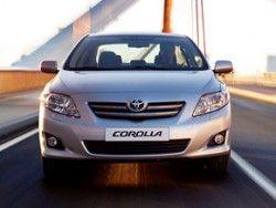 Corolla City с новым экономичным двигателем в салоне «Тойота на Печерске»