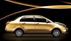 В Индии появилась Tata Indigo MANZA 2010