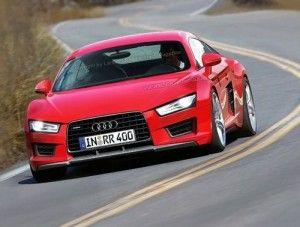 Серийная версия Audi e-tron может быть названа R4