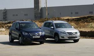 Volkswagen готов производить автомобили в России