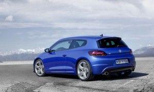 Volkswagen Golf R, Scirocco R уже в продаже