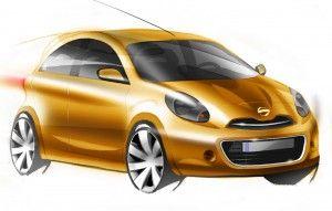 Nissan Micra 2011 будет менее захватывающим