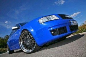 Мастера MFK взялись за старое, доработав Audi RS6 Avant